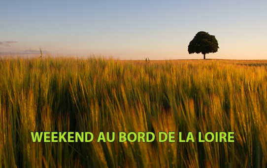 WEEKEND AU BORD DE LA LOIRE