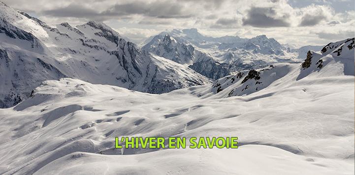 L'hiver en Savoie